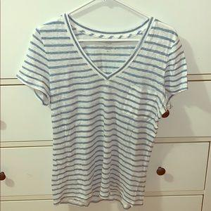 J.Crew 100% linen shirt